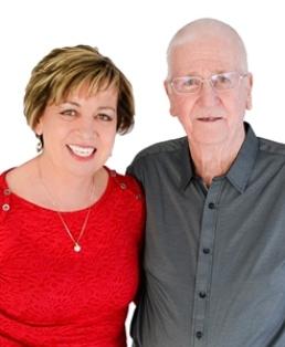 Owen and Bernadette Griffiths