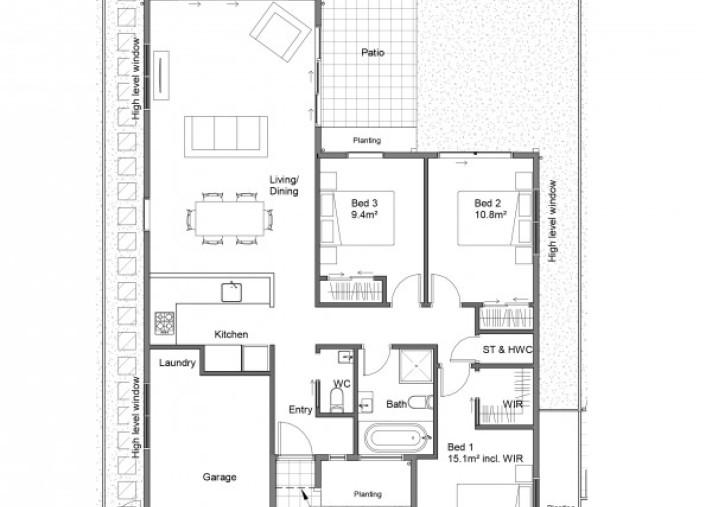 House 11 Fairfield Waters, Fairfield