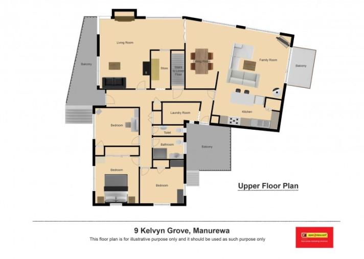 9 Kelvyn Grove, Hill Park