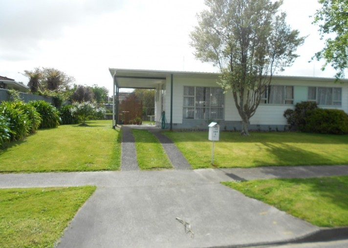 145A Ruamahanga Crescent, Terrace End